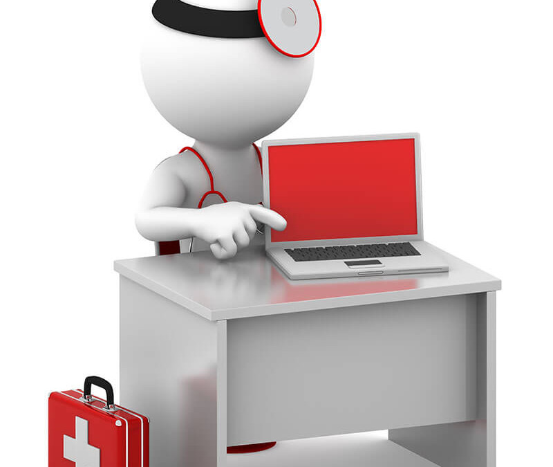 computer repairs and virus removal